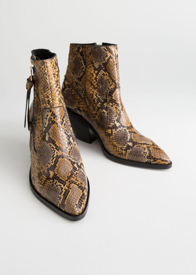 Boots python &OtherStories