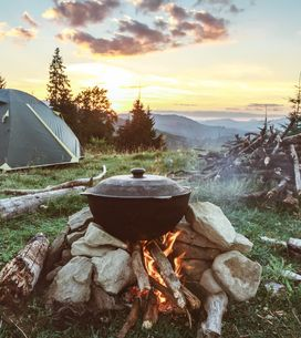 Los accesorios imprescindibles para irse de camping o acampada
