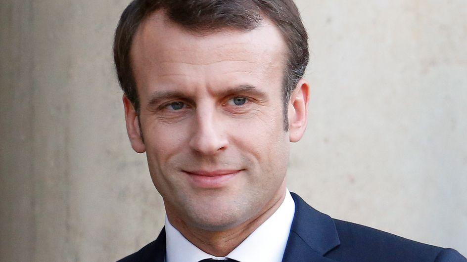Des enfants témoignent du harcèlement scolaire devant Emmanuel Macron