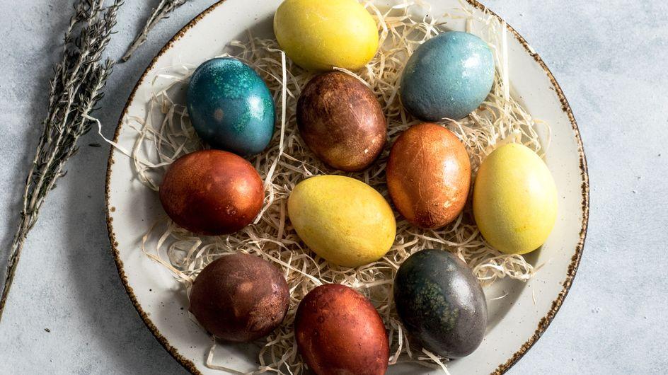 Tout ce qu'il vous faut pour décorer vos oeufs de Pâques