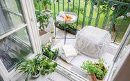 Balkon gestalten: Die besten Tipps und Ideen zum Start der Freiluft-Saison