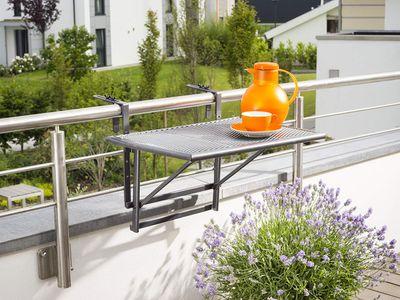 Table pliable de balcon