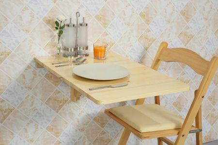 Table à manger pliable