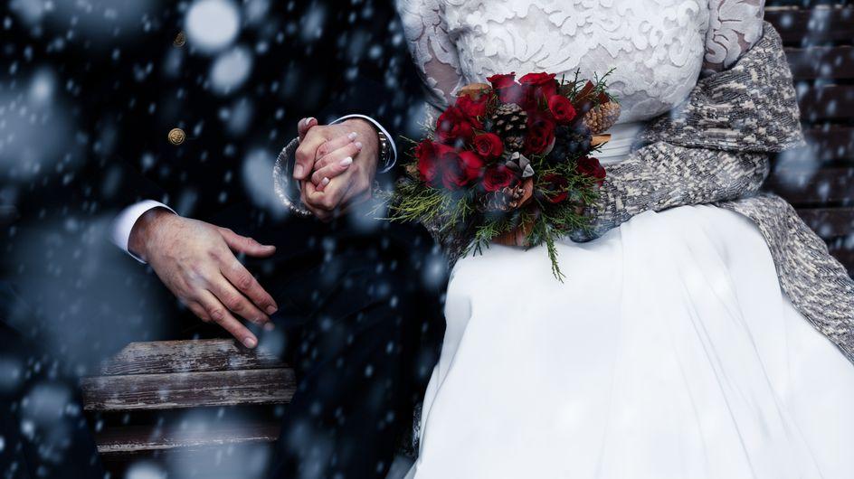 5 motivi per scegliere un matrimonio invernale