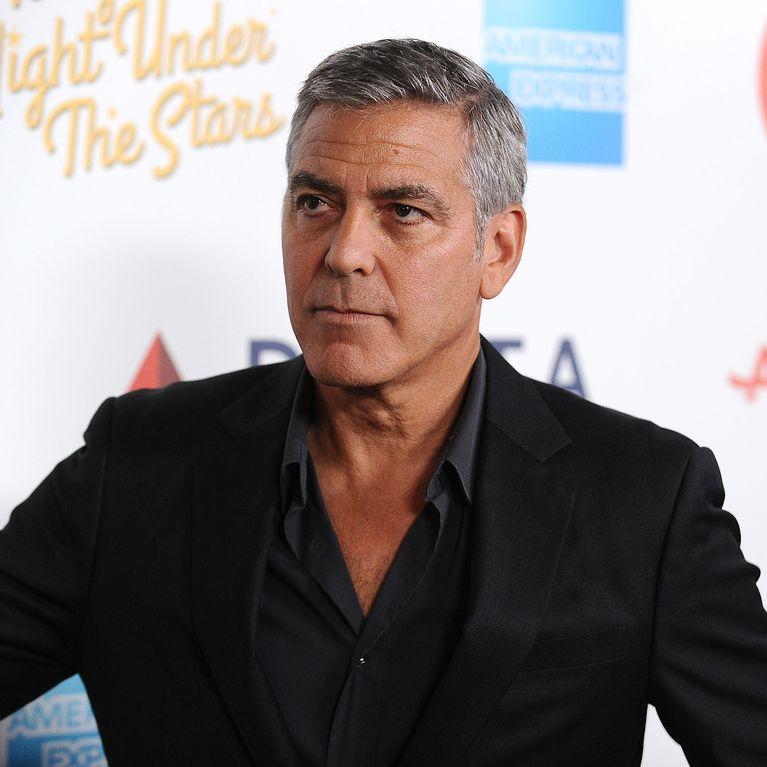 George Clooney appelle au boycott des hôtels liés au sultan