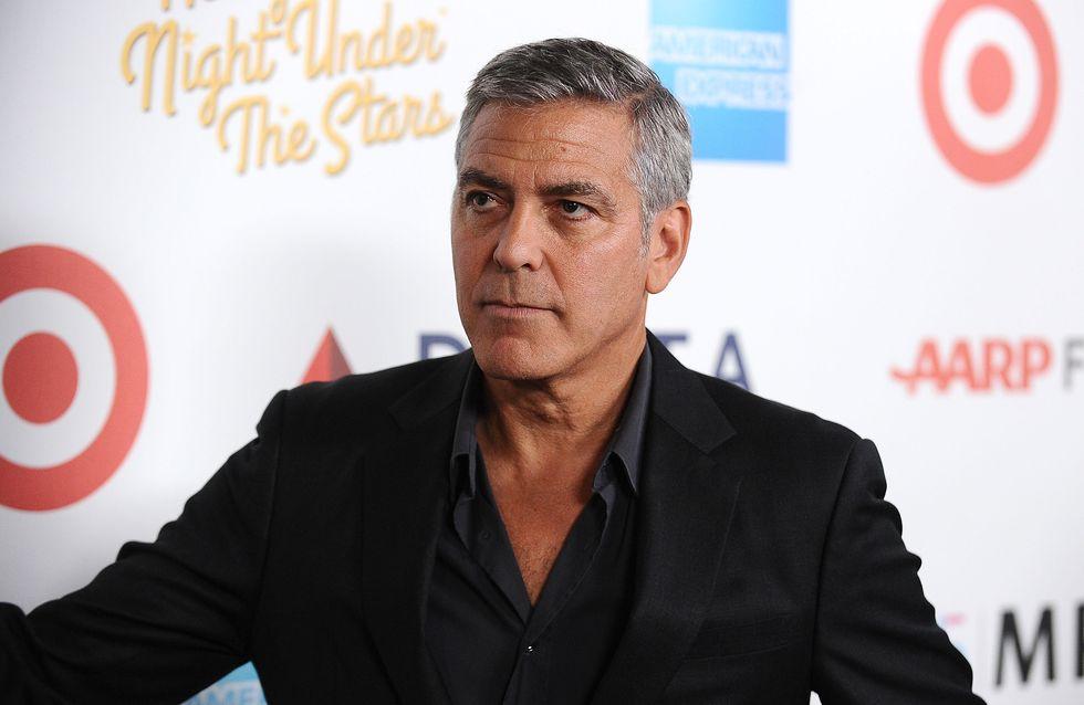 George Clooney appelle à boycotter des hôtels liés au sultan de Brunei