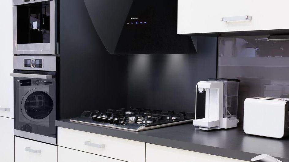Avoir une hotte design dans votre cuisine ? C'est possible !