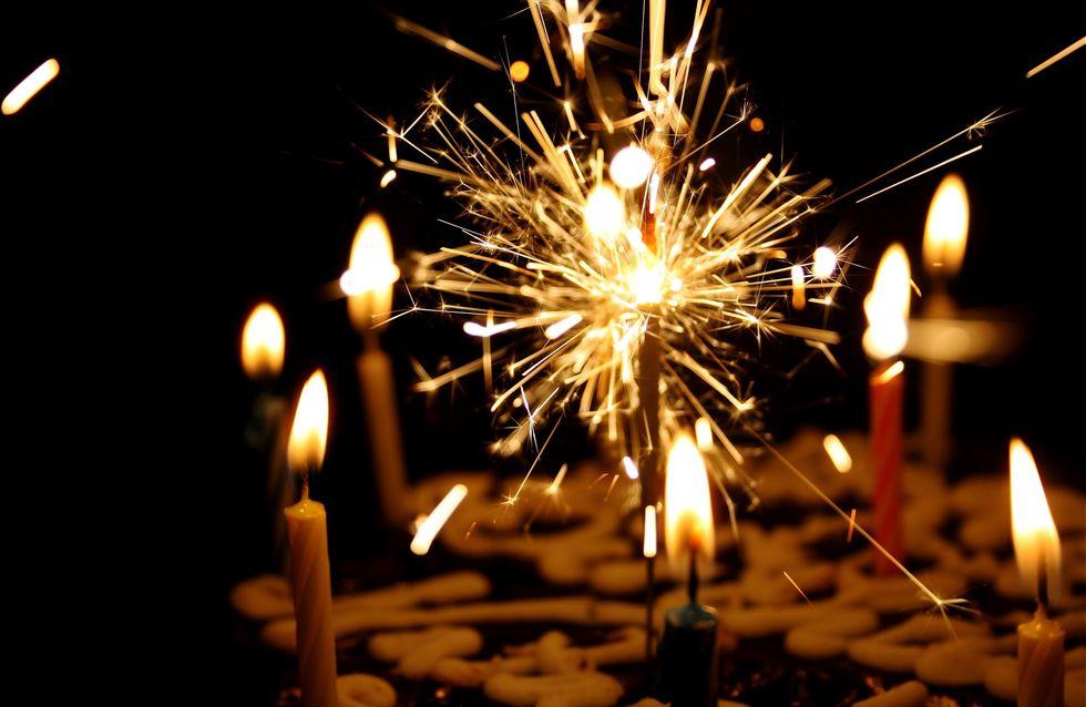 Des bougies originales pour vos gâteaux d'anniversaire !