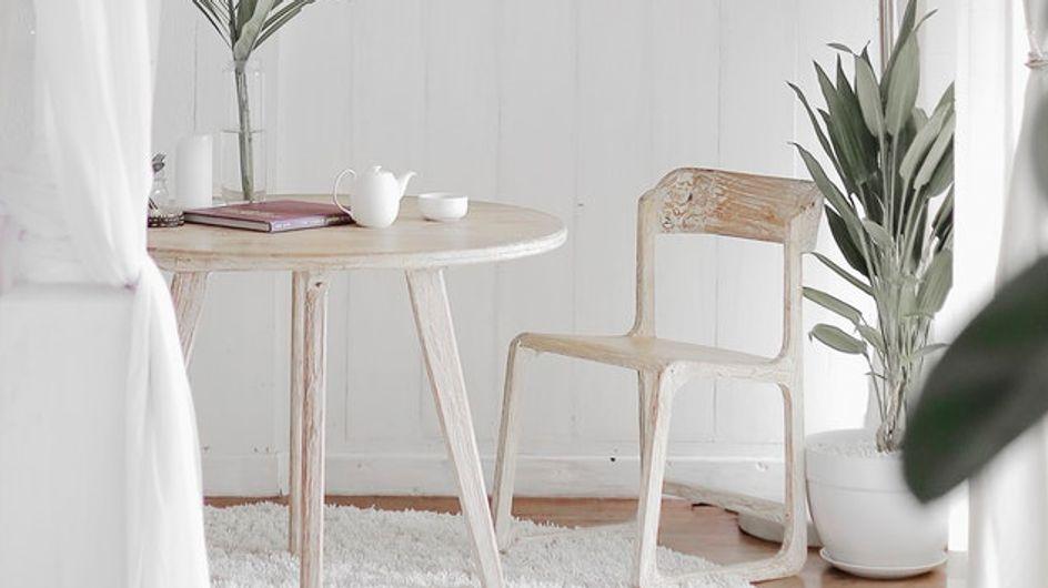 Petite surface ? Optez pour une table pliante pratique !