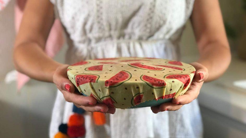 Bee wrap maison : Réalisez vous-même vos emballages zéro déchet en 10 minutes !