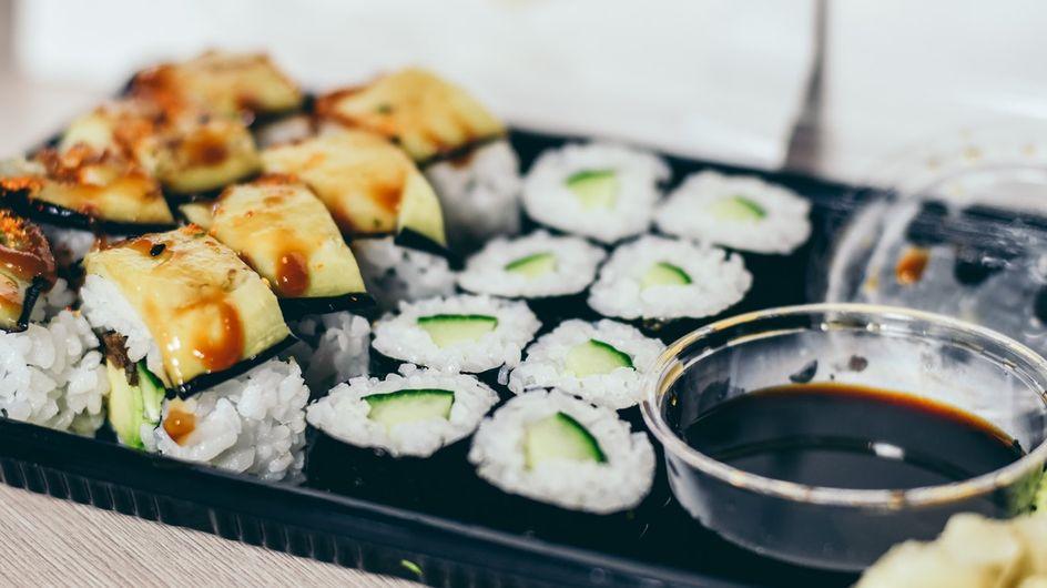 Les objets à se procurer pour faire des sushis comme un pro