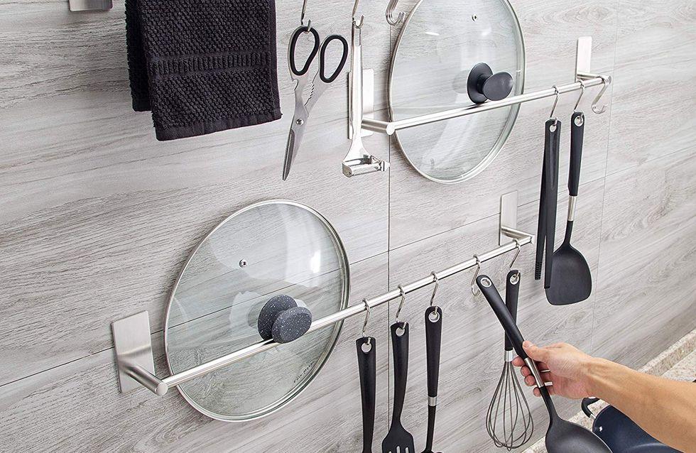 Hai bisogno di più spazio in cucina? Ecco come crearlo!