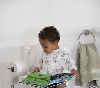 Devenir propre: une sélection de livres pour les enfants