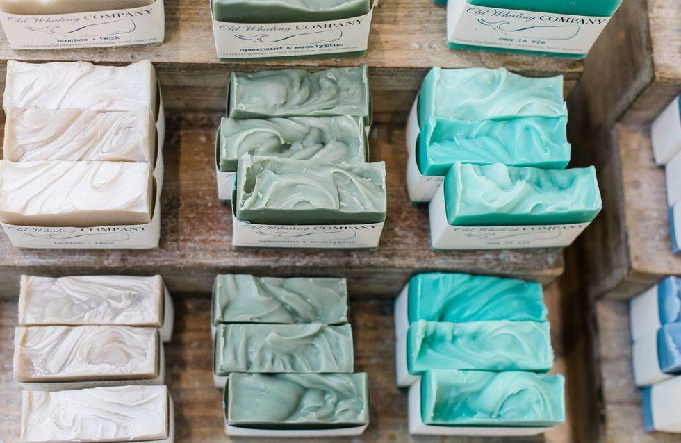 Les savons à froid prennent soin de votre peau