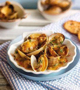 Almejas a la marinera: la receta tradicional paso a paso