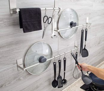 ¿Necesitas más espacio en tu cocina? Te contamos cómo conseguirlo