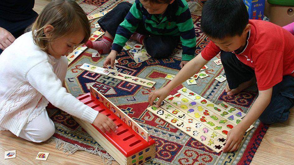 Metodo Montessori: 5 giochi per bambini dai 3 ai 6 anni
