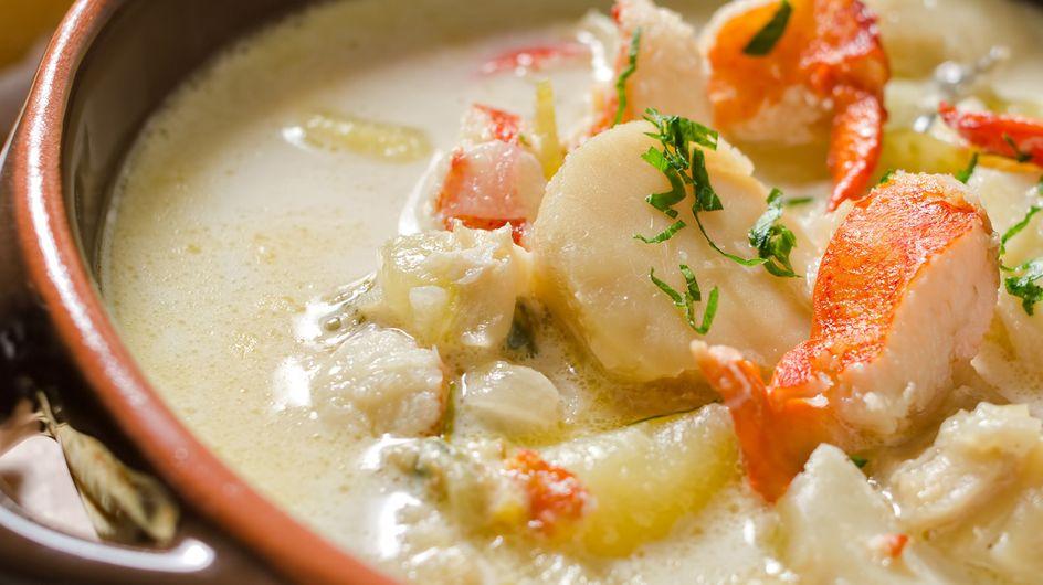 Sopa de pescado: la receta más reconfortante y deliciosa