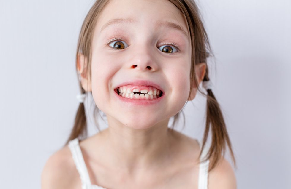 D'après une étude, garder les dents de lait de votre enfant pourrait lui sauver la vie plus tard