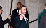 Marc Jacobs s'est marié avec son boyfriend Char Defrancesco