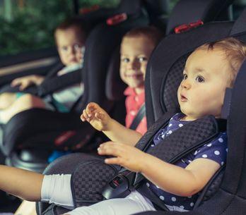 Un seggiolino auto per ogni età
