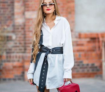 Hemdblusenkleider kombinieren: So stylt ihr den Klassiker super modisch