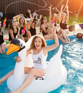 Addio al nubilato: tutte le idee più originali per una festa indimenticabile