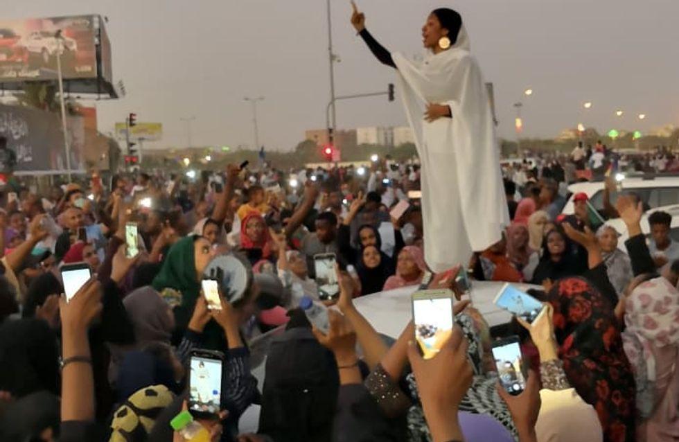 Cette femme est devenue l'icône de la révolte au Soudan et voici pourquoi