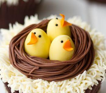 Nos idées de desserts pour Pâques