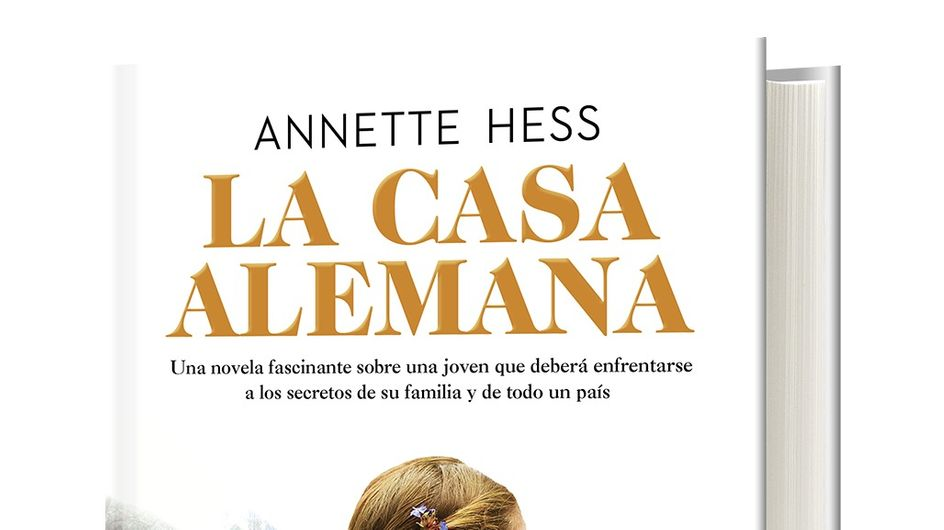 'La casa alemana' Una novela que te enganchará de principio a fin