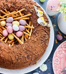 Comment faire un nid de Pâques ?