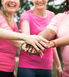 17 imágenes de lucha contra el cáncer de mama