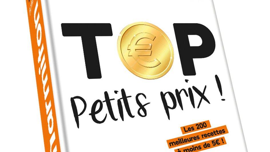 Les livres TOP de Marmiton : le concentré des meilleures recettes