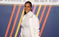 Tina Kunakey pose nue en Une d'un magazine, la future maman est sublime