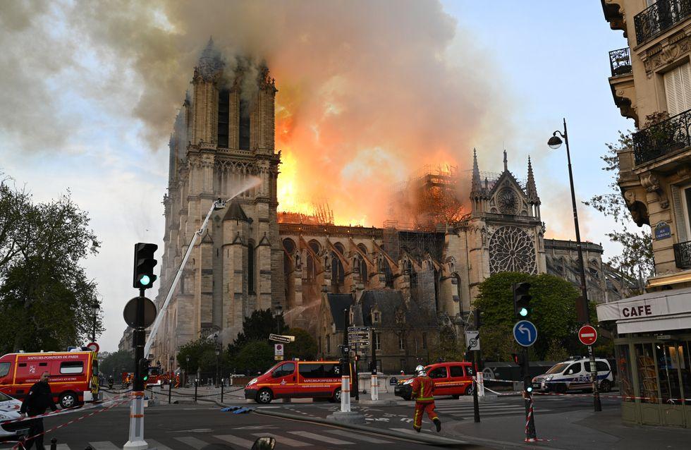 La cathédrale Notre-Dame de Paris pourra-t-elle être reconstruite ?
