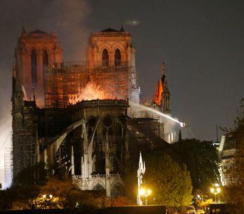 Après l'incendie de Notre-Dame, de nombreuses théories complotistes…