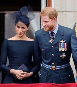 Le beau message de Harry et Meghan pour l'anniversaire d'Elizabeth II (photos)