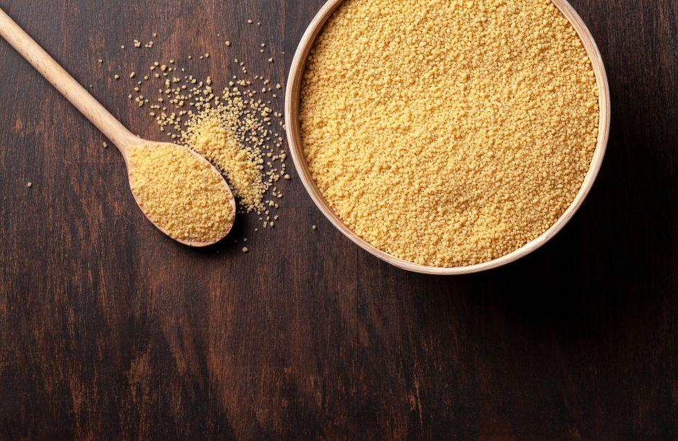 10 recettes surprenantes à faire avec de la semoule