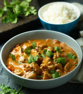 Pollo al curry: una receta fácil y sabrosa