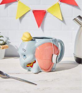 Mug Dumbo, L'Avant-Gardiste