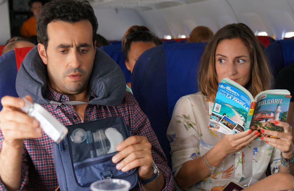 Jonathan Cohen et Camille Chamoux sont hilarants dans Premières Vacances