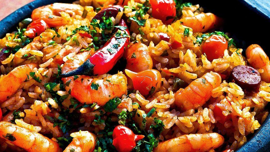Servez votre paella dans le véritable plat espagnol !