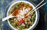 Ramen-Suppe war gestern: Wir essen jetzt Pho!