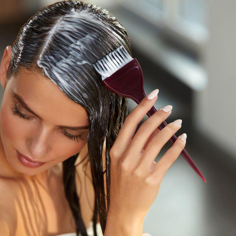 mascarilla natural para pelo tenido