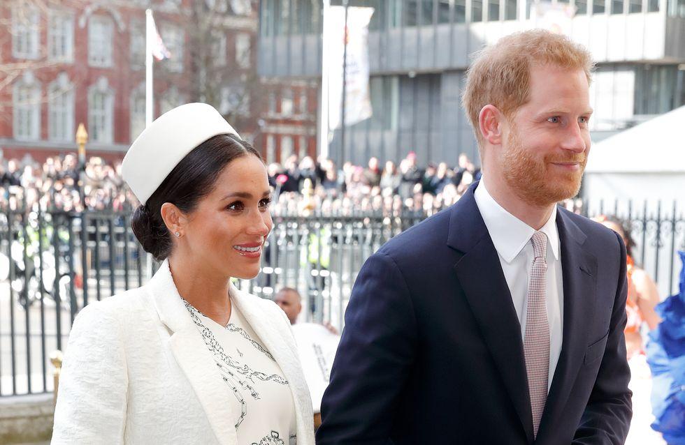 Meghan und Harry: 4 Indizien, dass ihr Baby schon längst da ist