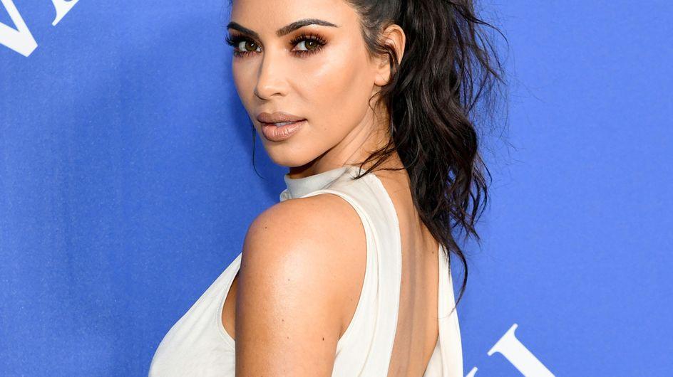 Cannabis-Babyparty: Damit sorgt Kim Kardashian für Aufreger