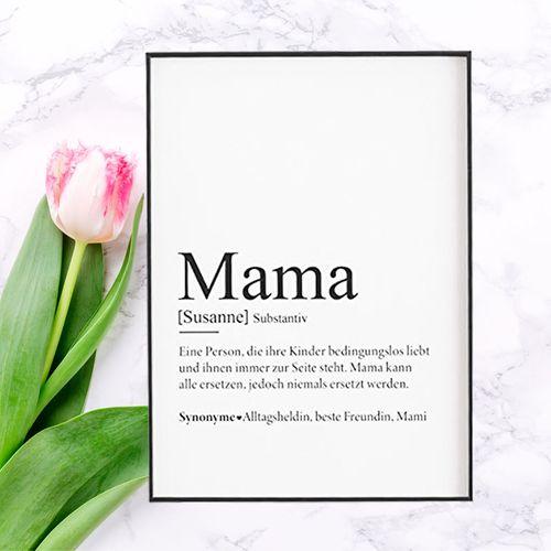 Muttertag 2019: Deko als Geschenkidee