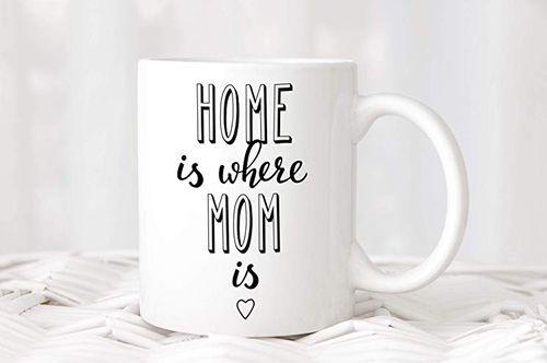 Geschenkidee zum Muttertag: Tasse für Mama