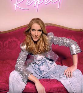 Céline Dion, plus fun que jamais pour sa campagne publicitaire L'Oréal (Vidéo)