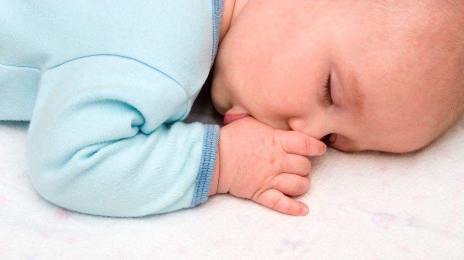 Riflesso di suzione nel neonato: cos'è e a cosa serve?
